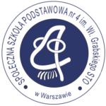 Logo grupy Społeczna Szkoła Podstawowa im. Władysława Grabskiego  nr 4 STO  w Warszawie