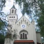 Logo grupy Parafia św Jadwigi Śląskiej w Milanówku