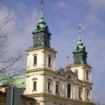 Logo grupy Parafia Świętego Krzyża w Warszawie