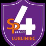 Logo grupy Szkoła Podstawowa nr 4 im. 74 Górnośląskiego Pułku Piechoty w Lublińcu